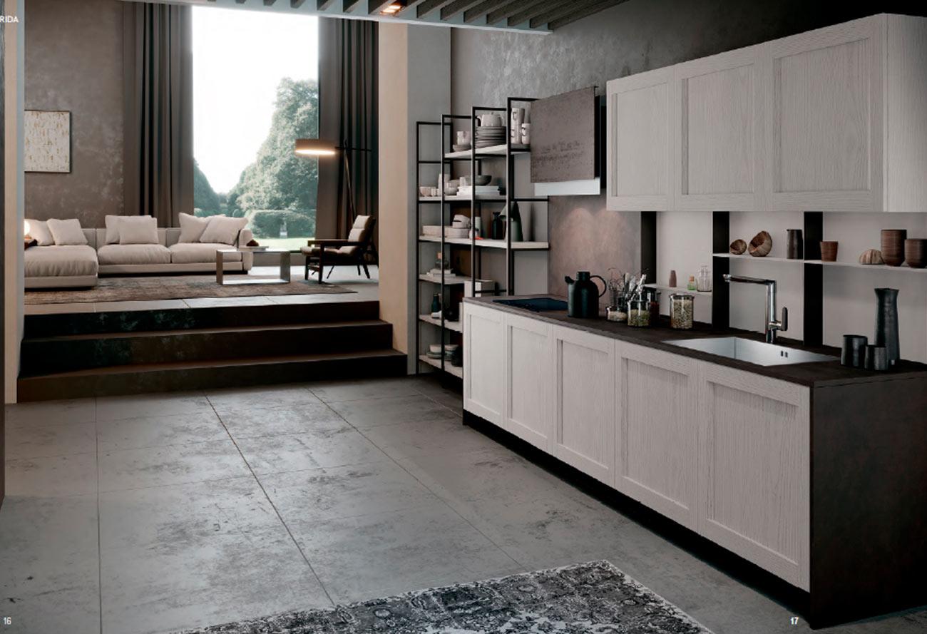 Кухонный гарнитур «Дельта»