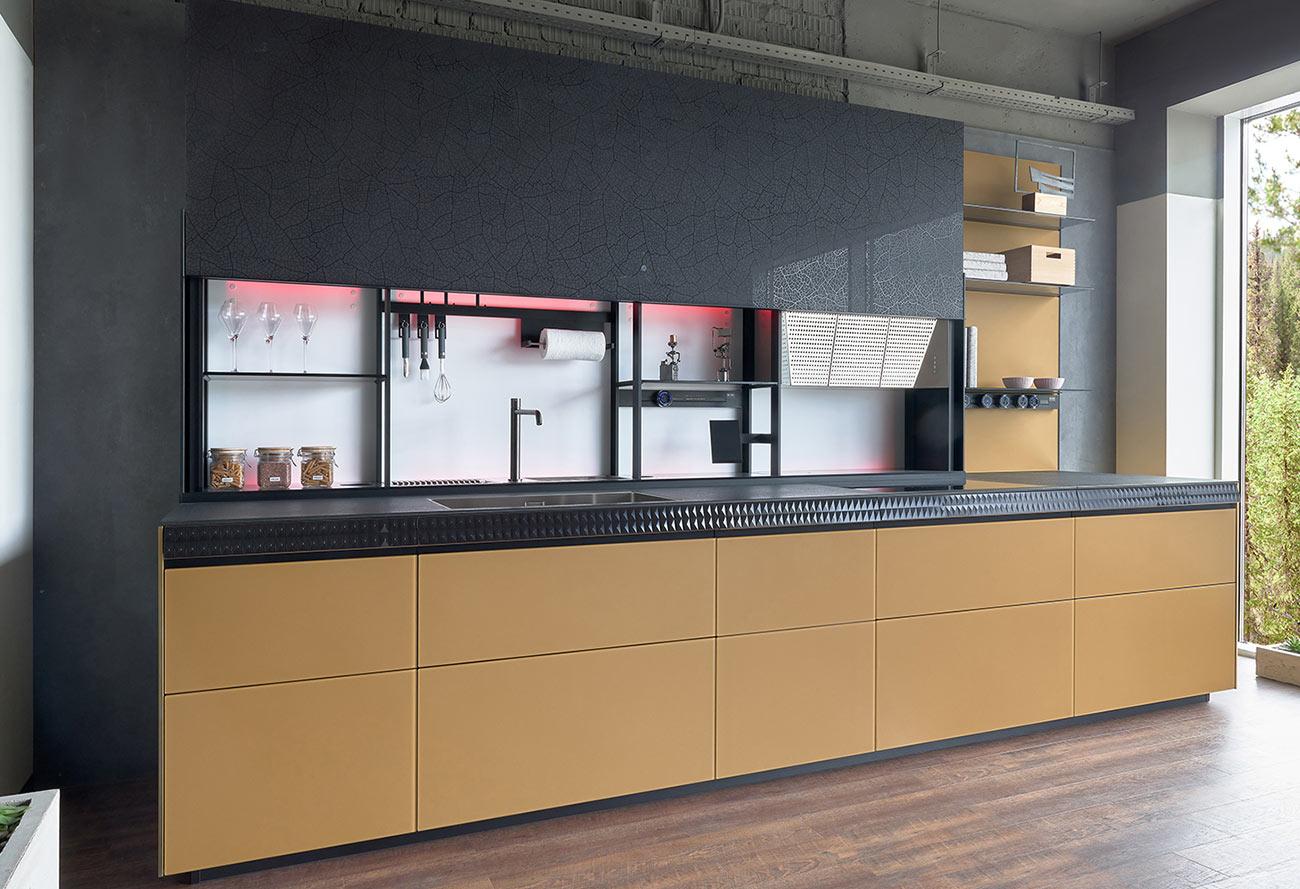 Кухонный гарнитур «Эдельвейс»