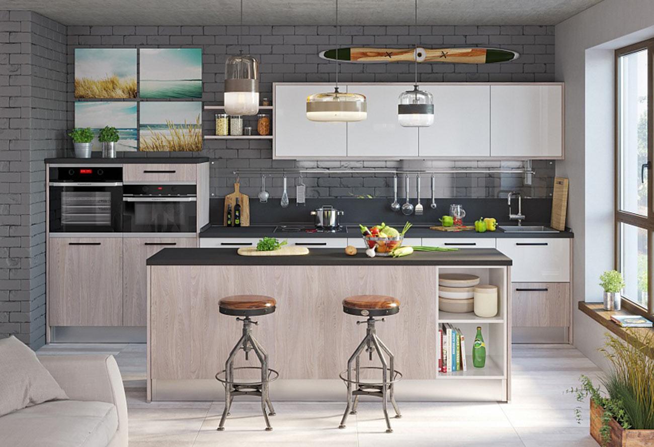 Кухонный гарнитур «Готье»