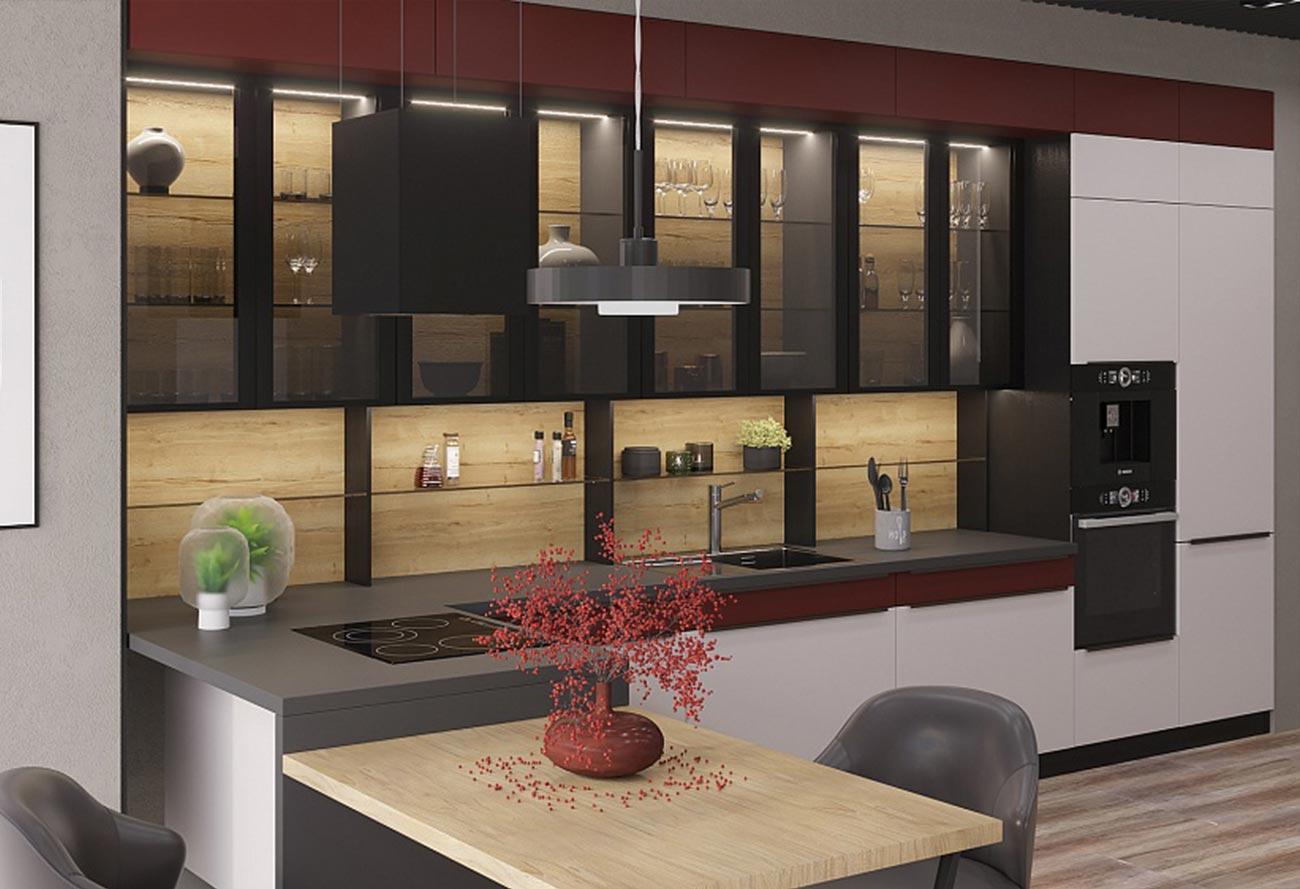 Кухонный гарнитур «Хлоя»