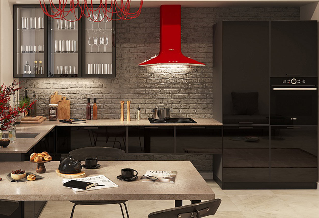 Кухонный гарнитур «Лидия»