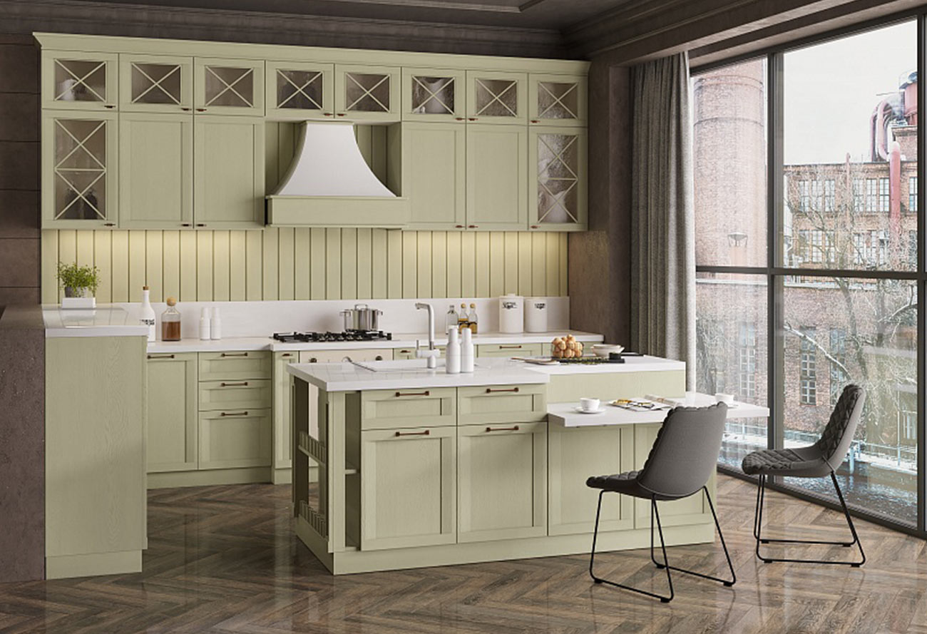 Кухонный гарнитур «Пелагея»