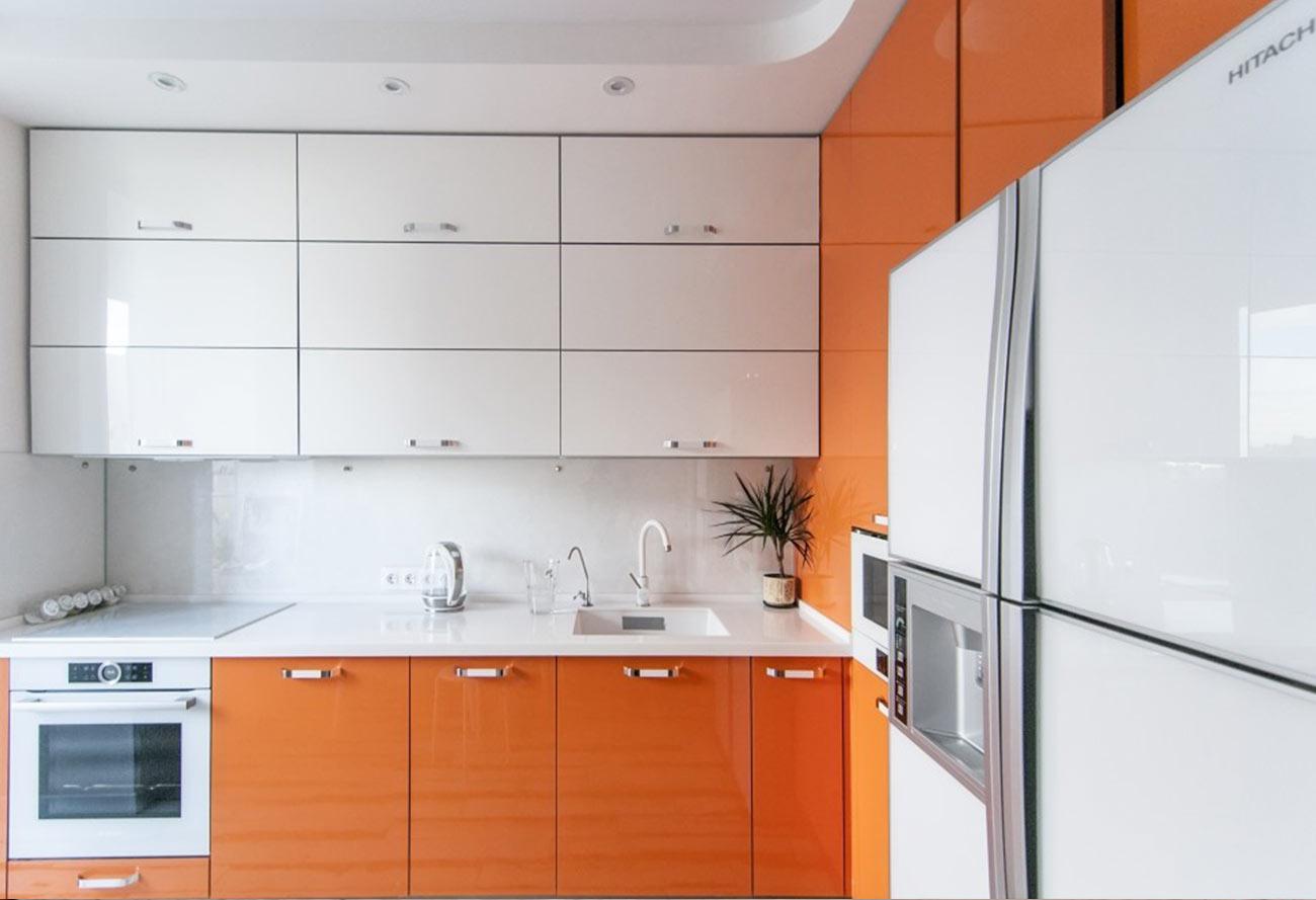 Кухонный гарнитур «Скарлет»